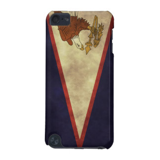 Flags - American Samoa iPod Touch (5th Generation) Cases