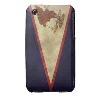 Flags - American Samoa iPhone 3 Cases