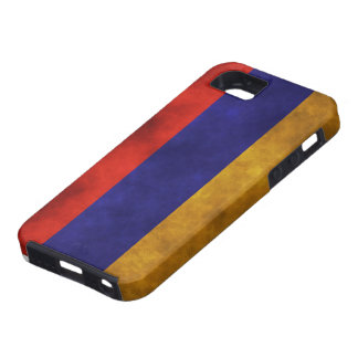Flags - Armenia Tough iPhone 5 Case