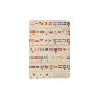 Flags, Badges Passport Holder