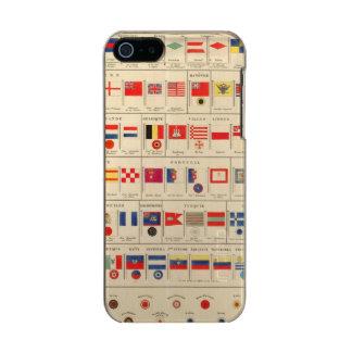 Flags, Badges Incipio Feather® Shine iPhone 5 Case