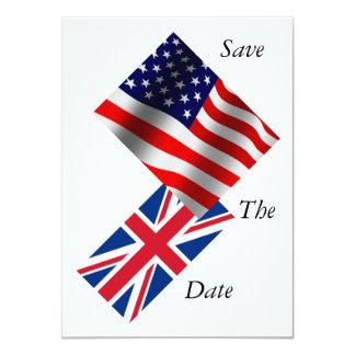 Flags Card