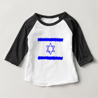 Flags Israel Blue Country Baby T-Shirt