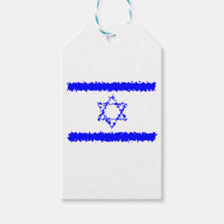 Flags Israel Blue Country Gift Tags