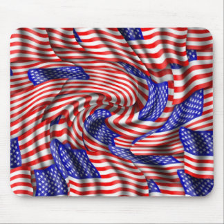 Flags Mouse Pad