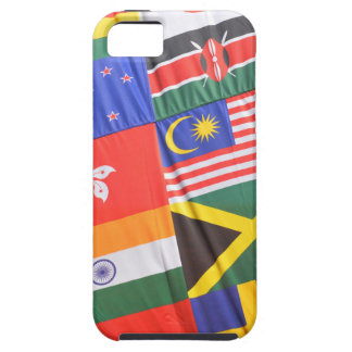 Flags of the world case for the iPhone 5