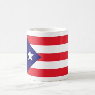 Flags of the world coffee mug-Puerto Rico