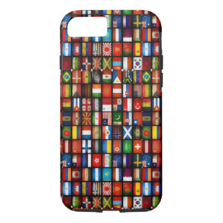 Flags of the World iPhone 7 Case