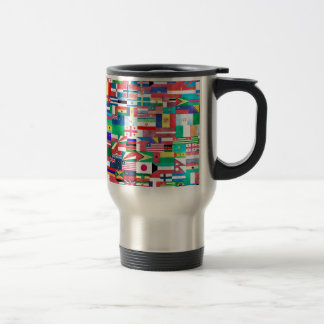 Flags of the World Mugs