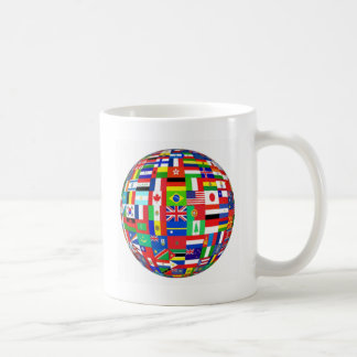 Flags of the World Mug