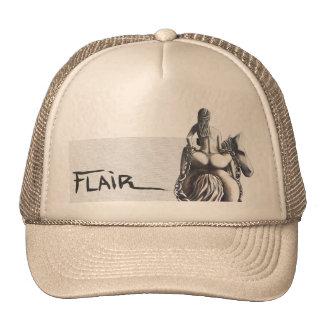 flair hat