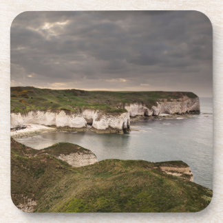 Flamborough Head and Selwicks Bay souvenir photo Coaster