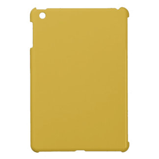 Flamboyantly Fortunate Gold Color Cover For The iPad Mini