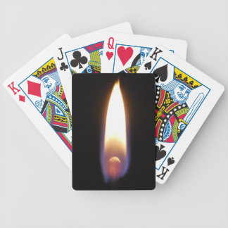 Flame Cards Bicycle Card Deck