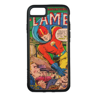 Flame comics carved iPhone 8/7 case