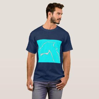 flame dog Dark T-Shirt