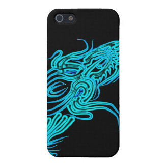 Flame Dragon iphone case iPhone 5/5S Covers