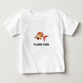 flame fish baby T-Shirt