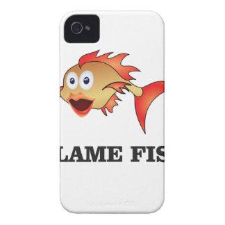 flame fish Case-Mate iPhone 4 case