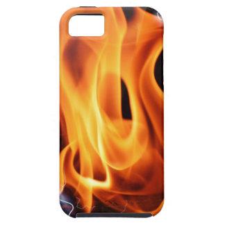 Flame-focus Tough iPhone 5 Case