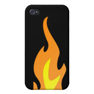 Flame iPhone 4 Case