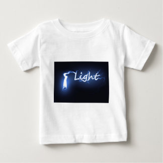 Flame light concept. baby T-Shirt