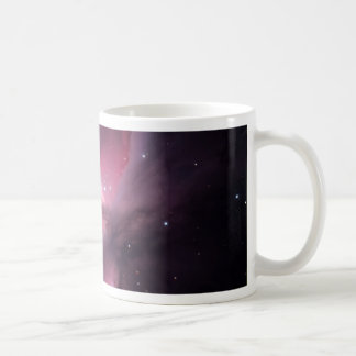 Flame Nebula Basic White Mug