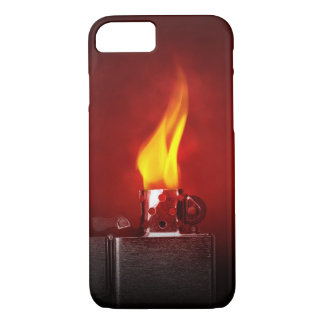 Flame Of Lighter Hull iPhone 7 iPhone 8/7 Case