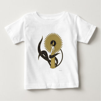Flame of Love Baby T-Shirt