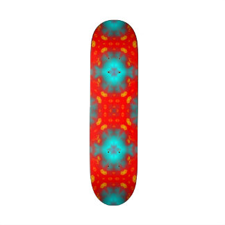 flame pattern skate decks
