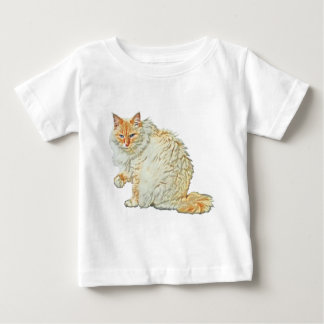 Flame point siamese cat 2 baby T-Shirt