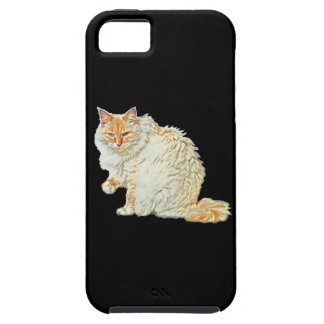 Flame point siamese cat 2 case for the iPhone 5