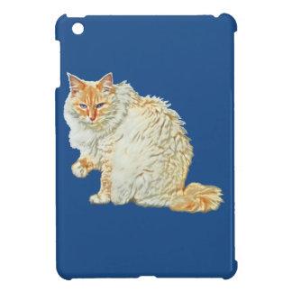 Flame point siamese cat 2 iPad mini cover