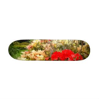 Flame Skate Board Decks