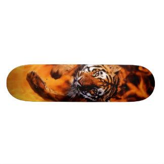 Flame Tiger Skateboard Decks