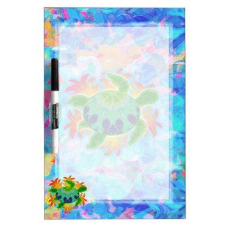 Flame Turtle Dry Erase Board