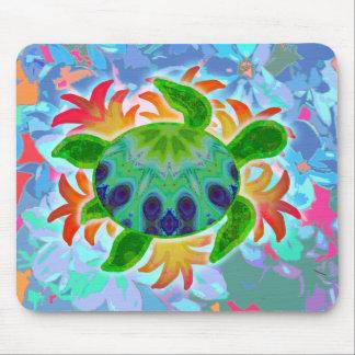 Flame Turtle Mousepad