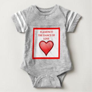 FLAMENCO BABY BODYSUIT