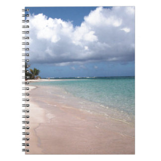 Flamenco Beach Culebra Notebook