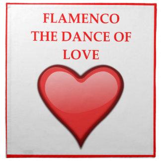 FLAMENCO CLOTH NAPKIN