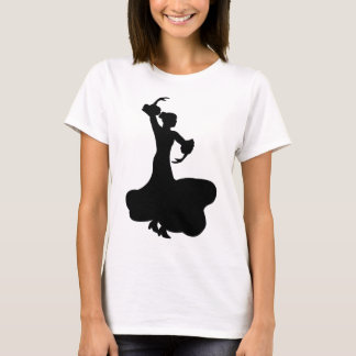 Flamenco Dancer T-Shirt