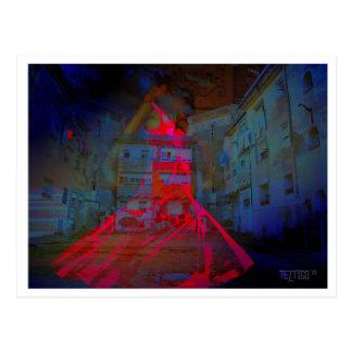 Flamenco PAIR Postcard