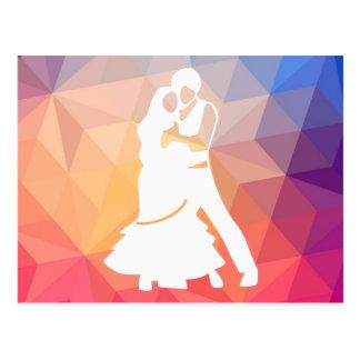 Flamenco Partners Graphic Postcard
