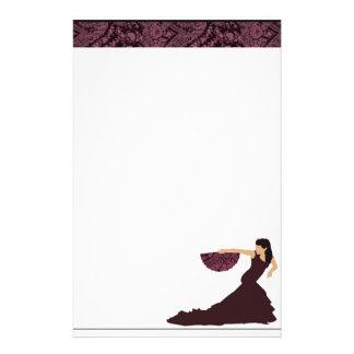 Flamenco Custom Stationery
