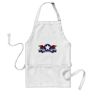 Flames and Freedom Standard Apron