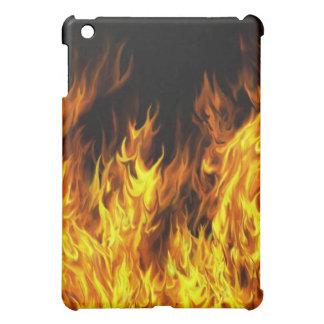 Flames Cover For The iPad Mini