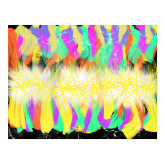 Flames & Glory Crown Worship Art 5th Jan 2018 ESSL Postcard