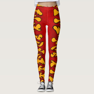 Flames Leggings