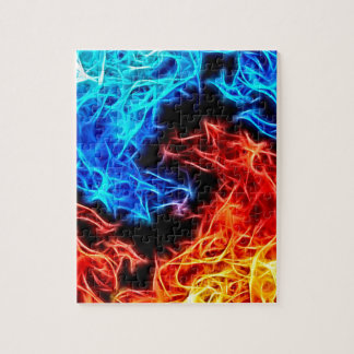 flames of good and evil puzzle