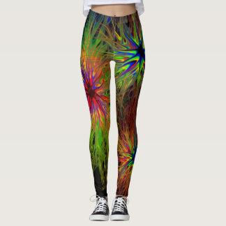 Flames of life leggings